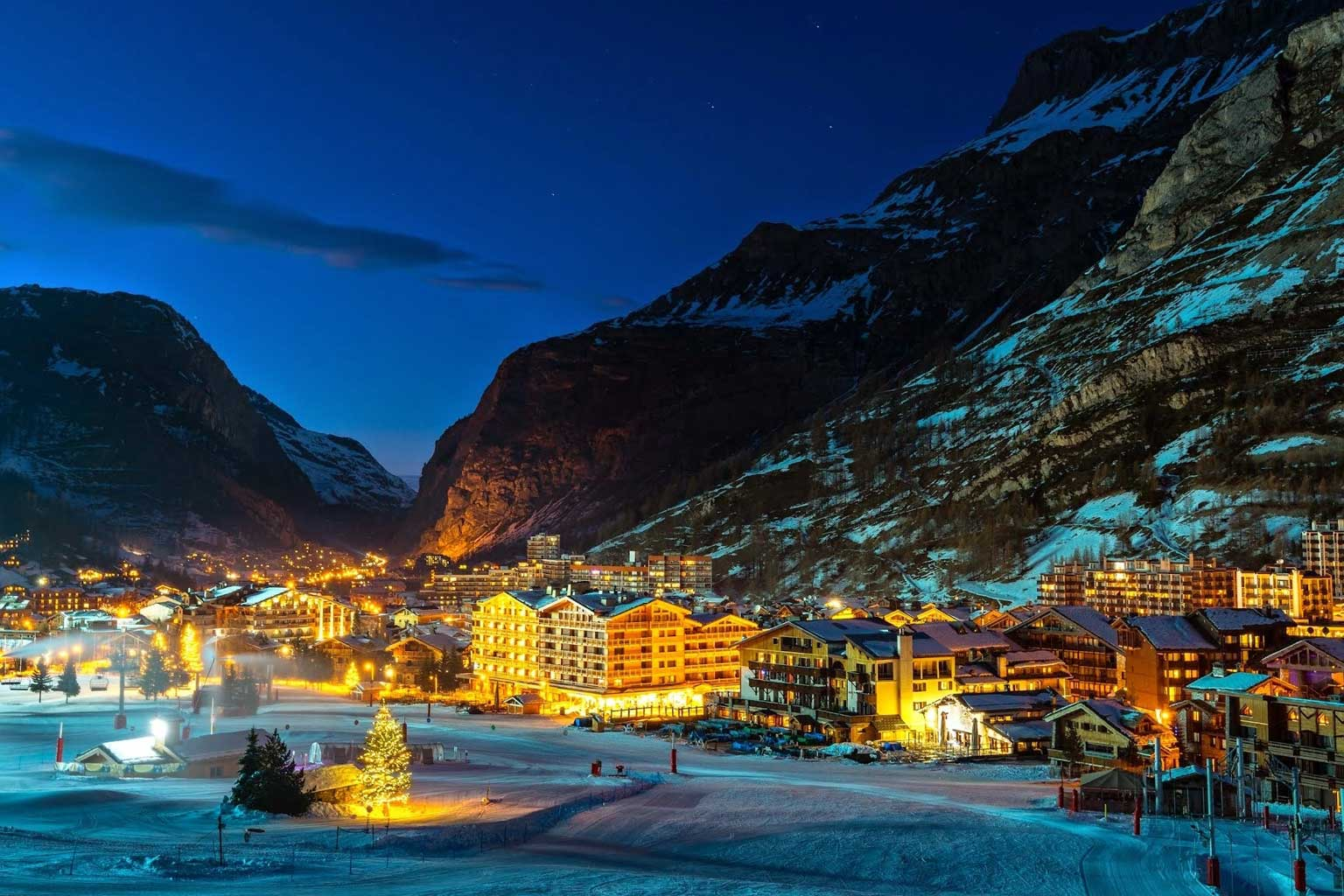 Variety in Val d'Isere